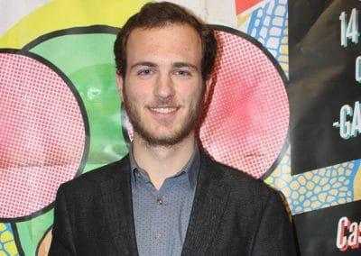 Daniel Beliën, mejor actor por 'Good Trip' en Cimena 360 Contest