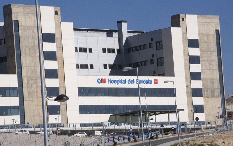 Uno de cada cuatro pacientes atendidos en 2016 por el Hospital del Sureste vive en Rivas