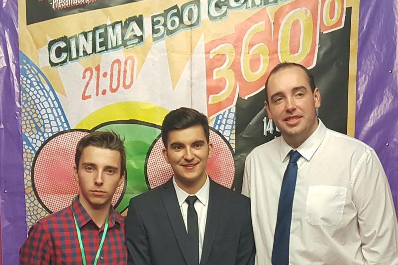 Cinema 360º Contest cierra con más de 300 asistentes y prepara ya su segunda edición
