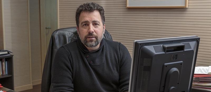 Pedro del Cura, alcalde de Rivas-Vaciamadrid