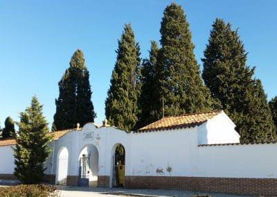 Cementerio de Rivas-Vaciamadrid