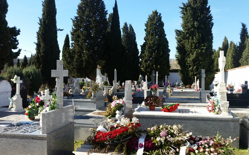 La memoria del cementerio de Rivas