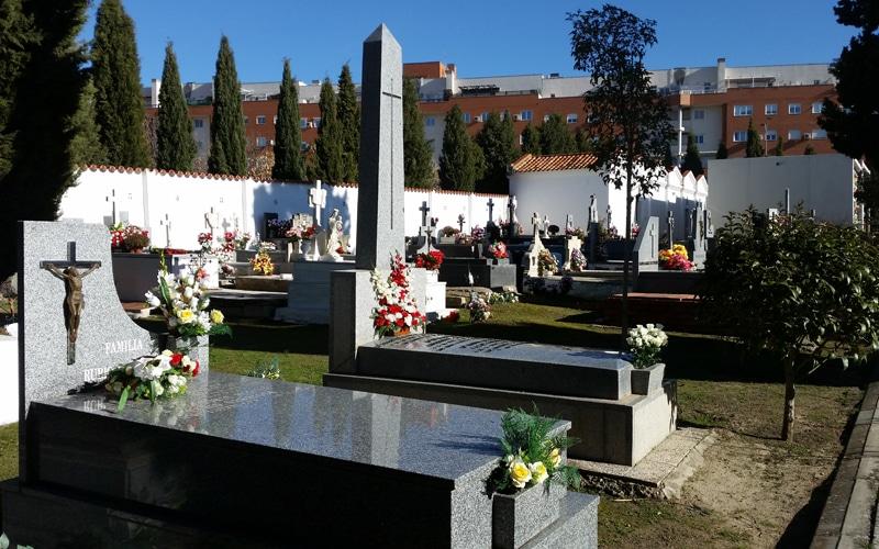 Rivas y San Fernando renovarán el acuerdo para 'compartir' el cementerio sanfernandino