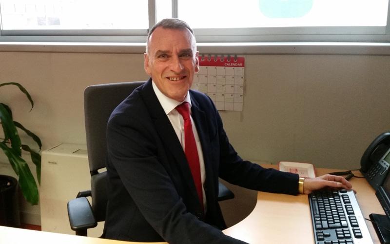 José Antonio Riber, portavoz del PP en Rivas Vaciamadrid