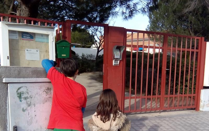 Jornadas de puertas abiertas en los colegios de Rivas