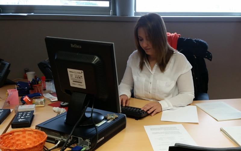 Beatriz Sobrino, portavoz de Ciudadanos en el Ayuntamiento de Rivas Vaciamadrid