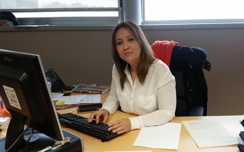 Beatriz Sobrino: «Rivas está creciendo demasiado deprisa»