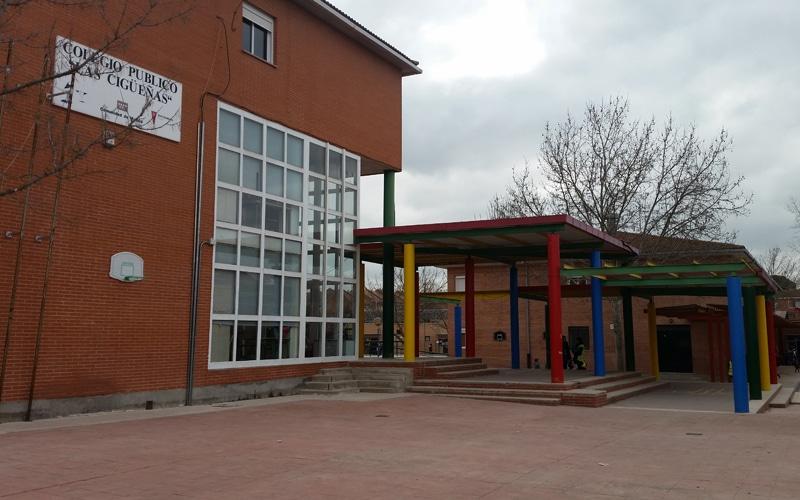 Colegio público Las Cigüeñas de Rivas