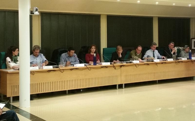 Polémica en el Pleno de Rivas por el reconocimiento a Marcos Ana