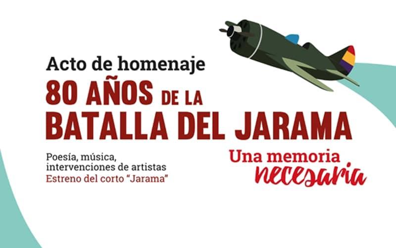Un 'finde' para recordar la Batalla del Jarama
