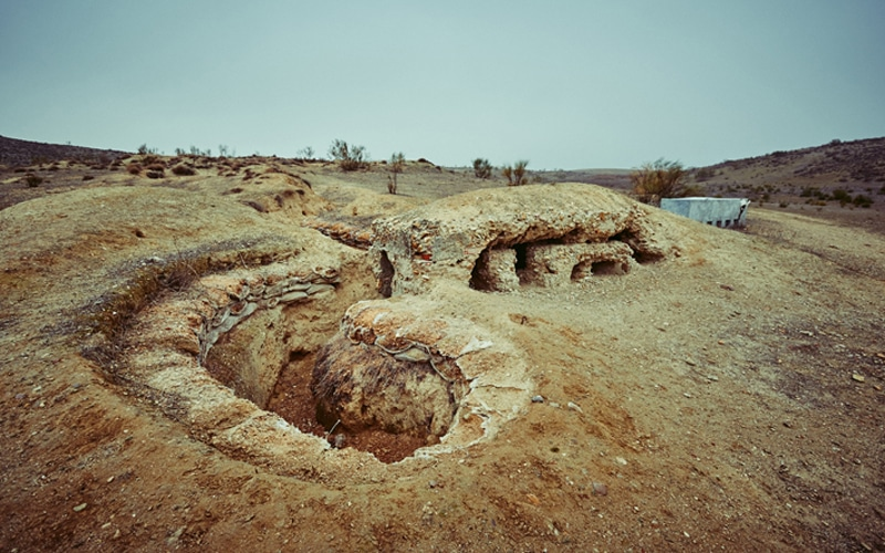 Fortín de la Batalla del Jarama