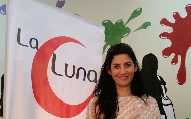 "Ainhoa Vega: ""El barrio de la Luna no es Mordor"""