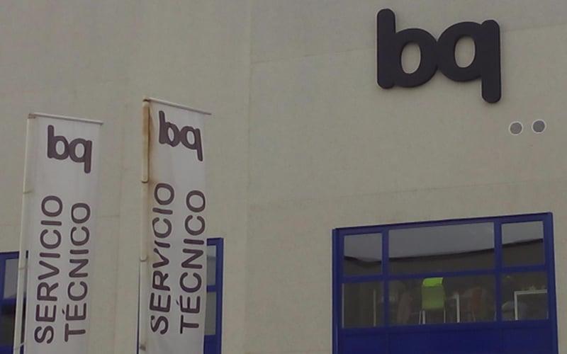 Somos Sindicalistas denuncia «destrucción de empleo» en la sede de Rivas de BQ