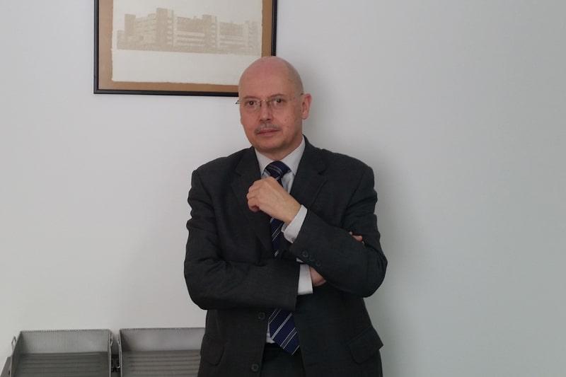 Carlos Sangregorio: «El Hospital del Sureste tiene una oferta asistencial difícilmente rechazable»