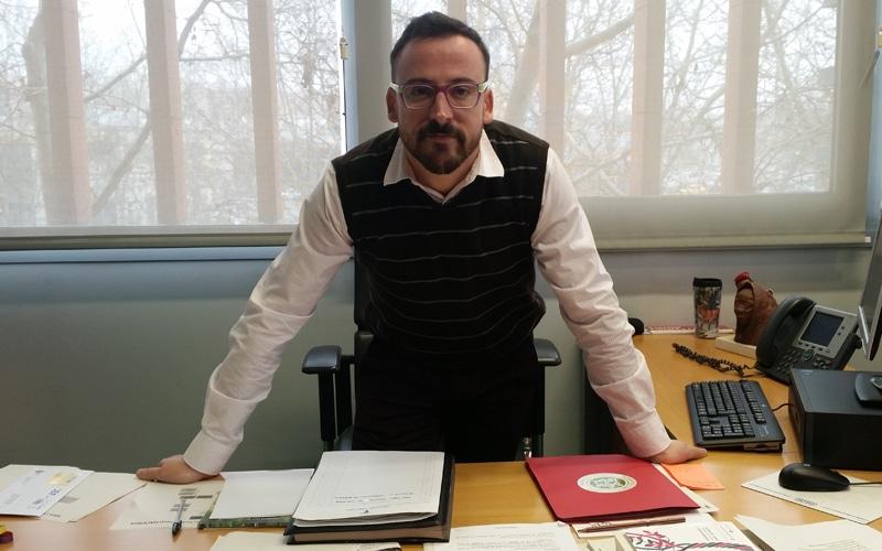 Curro G. Corrales: «Necesitamos generar ingresos por otras vías distintas del IBI»