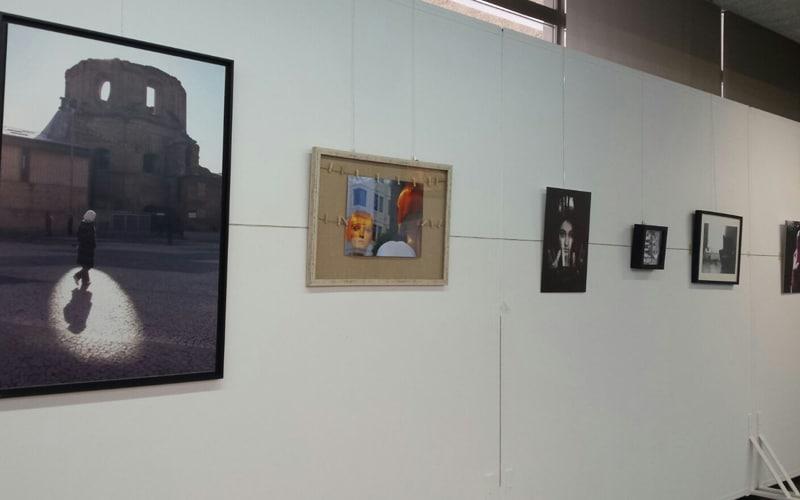 Las artistas marcan el paso en el Centro Cultural García Lorca