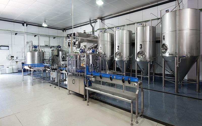 Fábrica de Cervezas Villa de Madrid