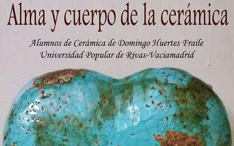 Villarejo expone la obra de los alumnos de cerámica de la Universidad Popular de Rivas