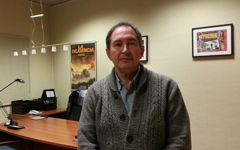 Jorge García, presidente de Covibar