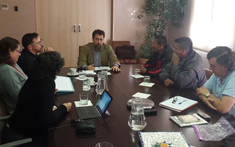 Una delegación de Rivas viaja a Colombia para apoyar a la comunidad de paz de San José de Apartadó en su vigésimo aniversario