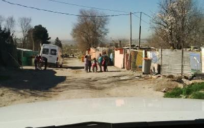 Más realojos en el 'camino sin asfaltar' de la Cañada Real en Vallecas