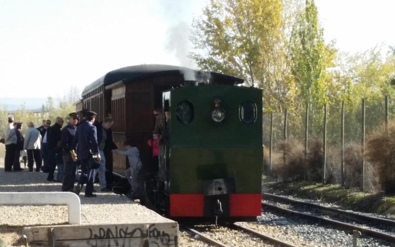 Arranca la nueva temporada del Tren de Arganda