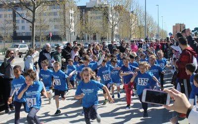 Abierta la inscripción para la IV Carrera Solidaria Hipatiana: este año, en apoyo de la Cañada Real