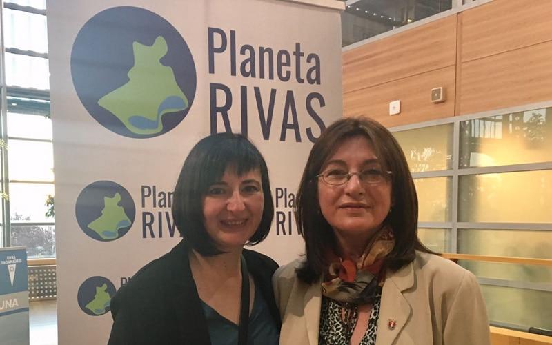Presentación de Planeta Rivas