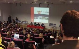 Sesión informativa sobre el colegio La Luna