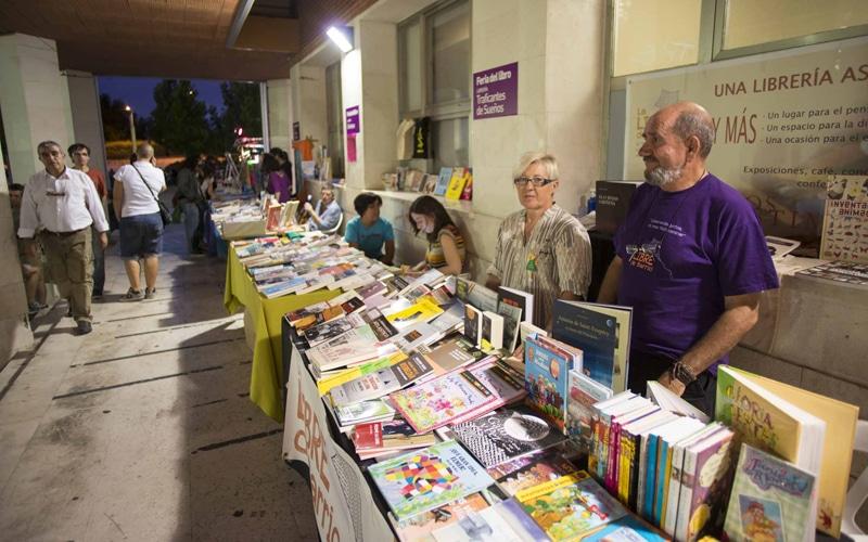 Este sábado se celebra la Feria del Libro de Rivas