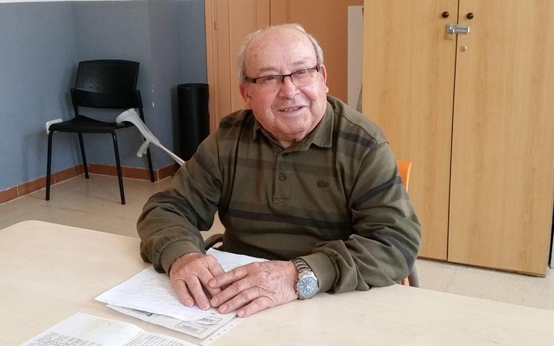 Juan José Castell: «Llevamos más de una década pidiendo una residencia pública de mayores en Rivas»