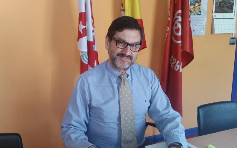 Juan Ignacio Gómez, edil del PSOE en Rivas