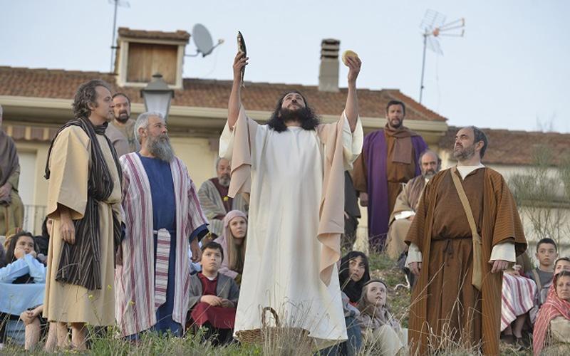 Este jueves vuelve la Pasión a Morata: se esperan 15.000 visitantes