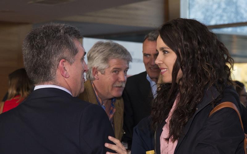 Mónica Carazo, nueva secretaria general del PSOE Rivas