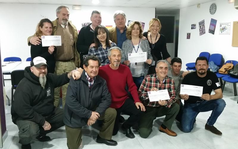 SuresTEA, la Red de Recuperación de Alimentos de Rivas, Proyecto Perrutis y la junta local de la Asociación Española Contra el Cáncer reciben las ayudas del proyecto Avanza