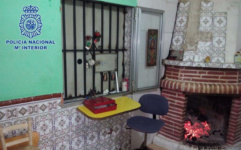 Trece detenidos por tráfico de drogas en el sector 6 de la Cañada Real, en Vallecas