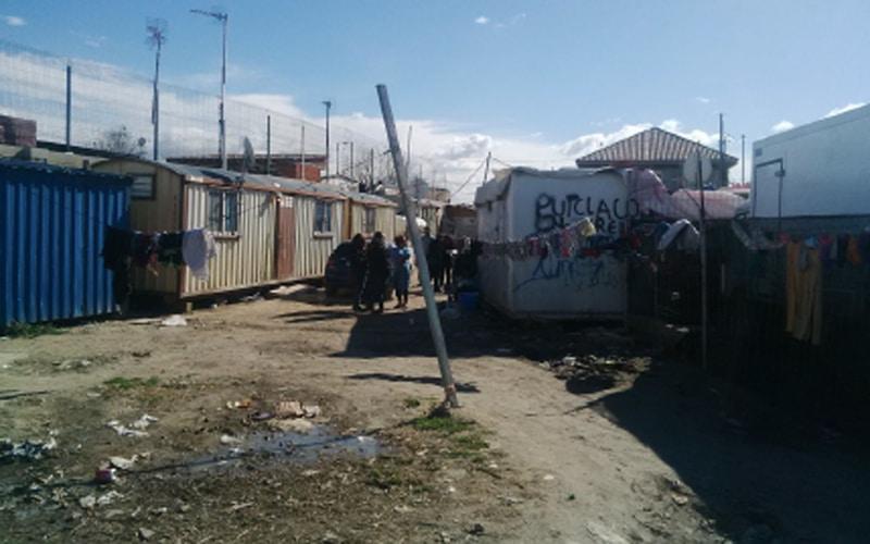 Operación policial en el sector 6 de la Cañada Real: desmanteladas 7 plantaciones 'indoor' de marihuana