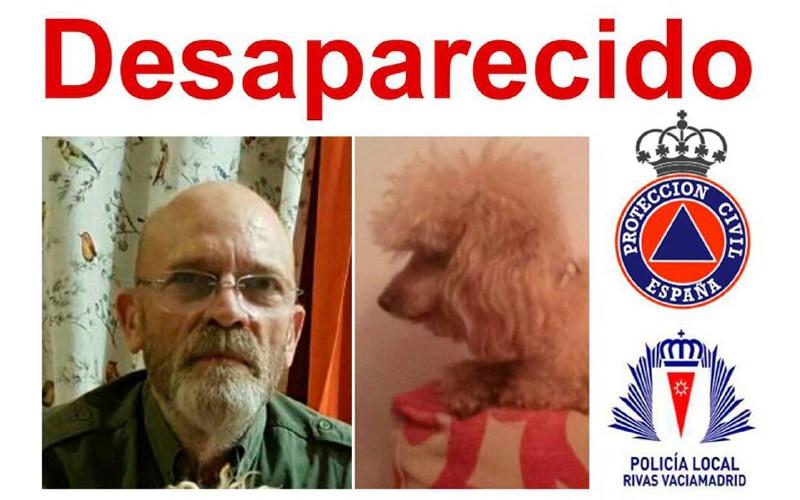 Diego Menéndez, desaparecido en Rivas