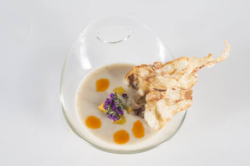 'La sopa de Parabere', de La Cuchara de Rivas