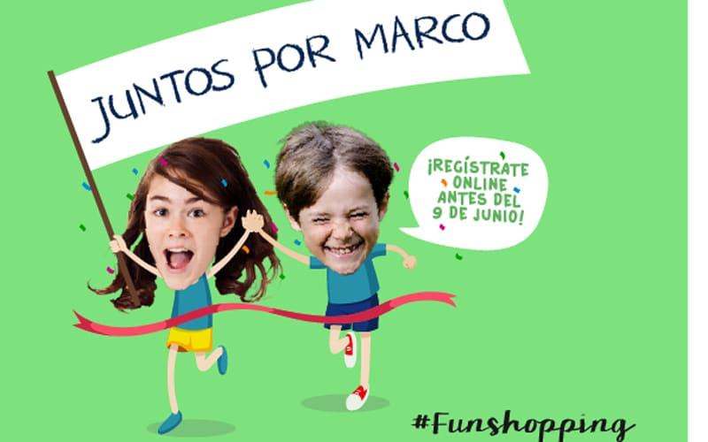 Rivas acoge la carrera infantil solidaria 'Juntos por Marco' para ayudar a un niño con lisencefalia