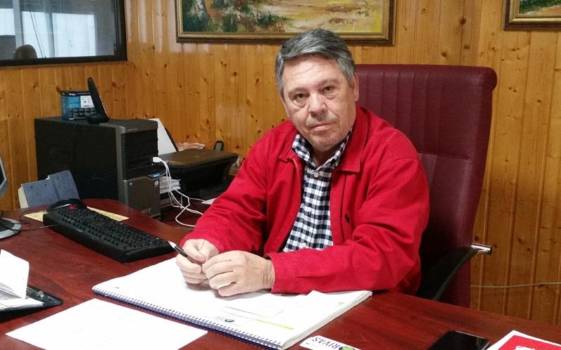 """Domingo Muñoz (Asempymer): """"La Comunidad de Madrid debe tener en cuenta el Sureste, y para eso tenemos que ser fuertes"""""""
