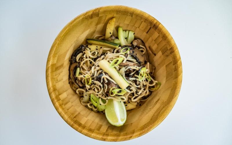 Reixa Rivas noodles