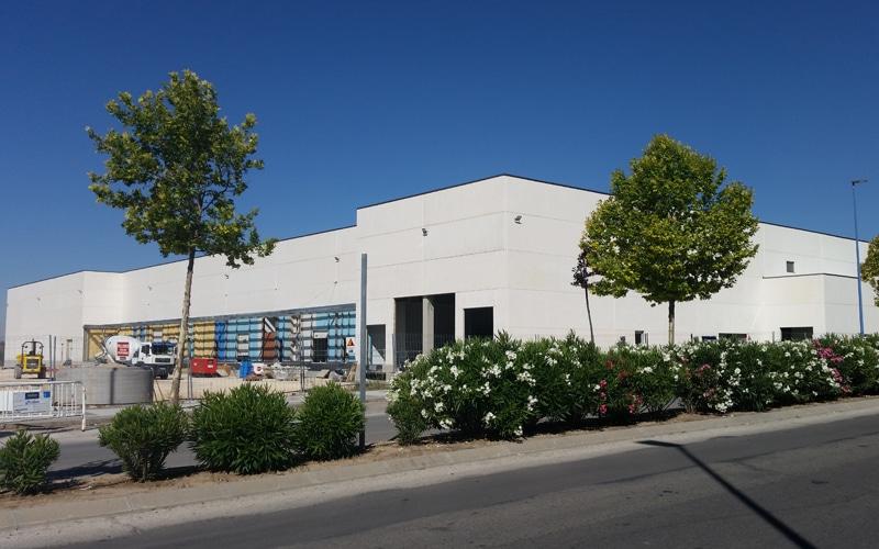 El centro de Sediasa en Rivas arrancará en pruebas en septiembre