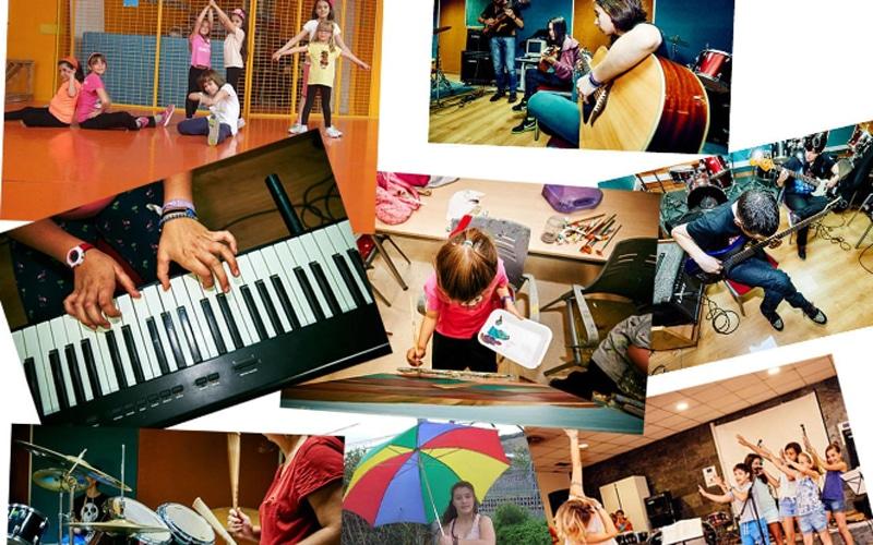 El precio de los talleres educativos y culturales de la Escuela Municipal de Animación subirá un 10% este curso