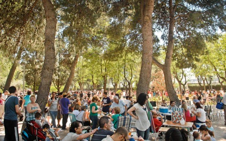 Fiestas de aniversario del Casco Antiguo (Fuente: Ayuntamiento de Rivas Vaciamadrid)