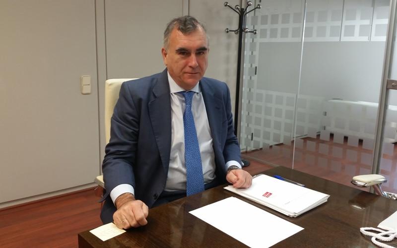 Alfonso Sánchez, director gerente del Consorcio Regional de Transportes de Madrid (Fuente: Planeta Rivas).