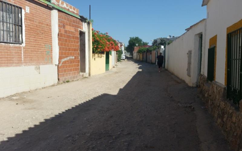 Imagen del sector 5 de la Cañada Real