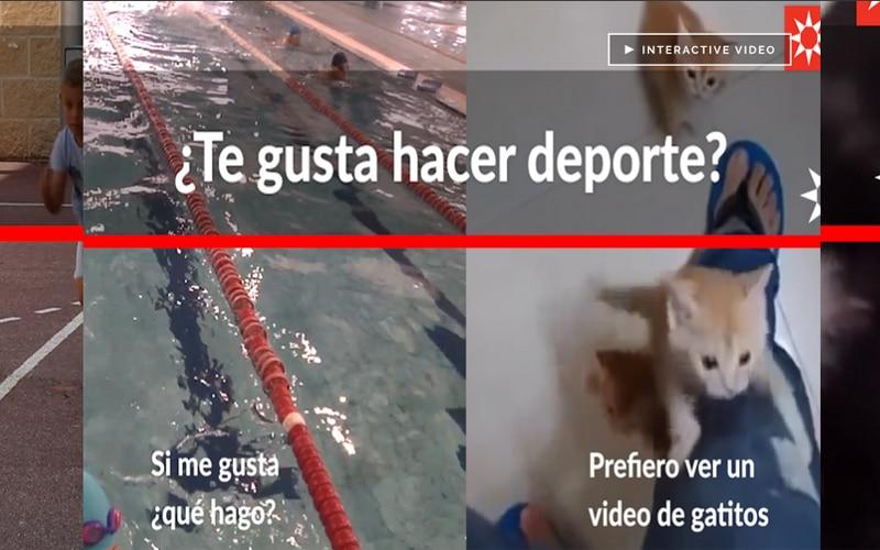 Las inscripciones deportivas 'estrenan' los nuevos vídeos interactivos del Ayuntamiento de Rivas
