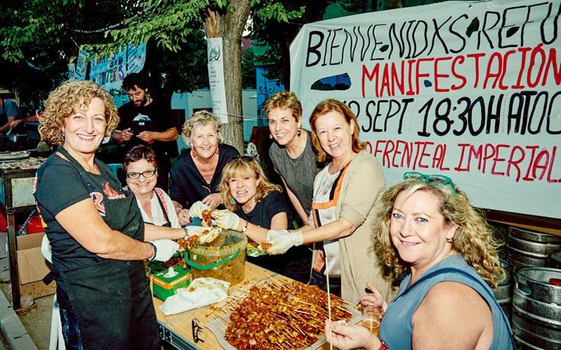 Las fiestas de Pablo Iglesias celebran su XXXV aniversario