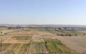 Vistas del Sureste desde el Cristo de Rivas (Fuente: Planeta Rivas)